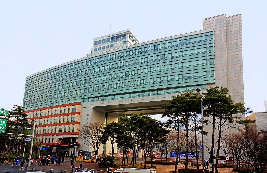 Khóa học tiếng Hàn tại Đại học Hongik